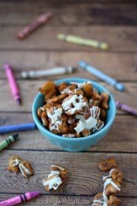 Cinnamon Sugar Pretzel Goldfish Crackers