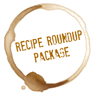Recipe Roundup Package cookingwithcurls.com