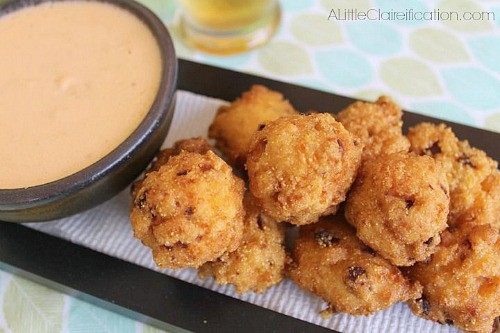 Game Day Snacks - Sausage Jalapeno Poppers with Beer Cheese Dipping Sauce