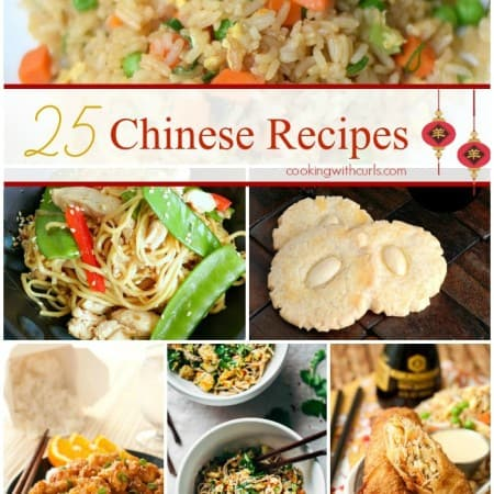 25 Chinese Recipes