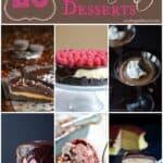 25 Decadent Desserts