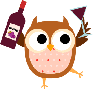 Owl Celebrating | cookingwithcurls.com