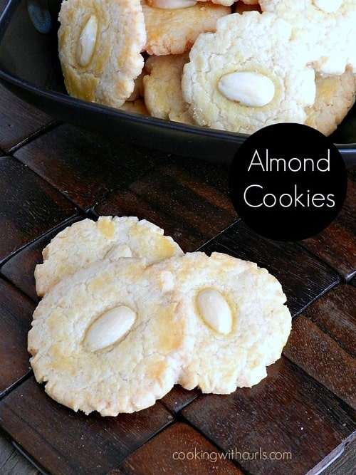 Almond-Cookies 500