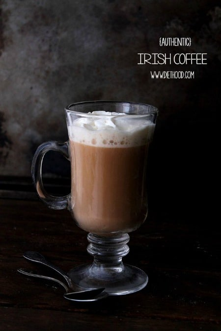 Authentic Irish Coffee 450