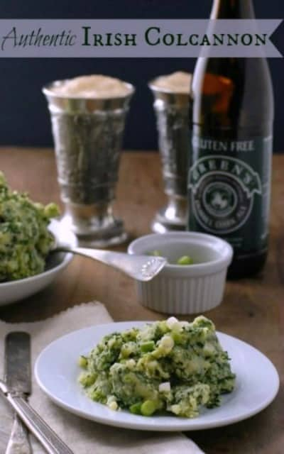 Authentic Irish Colcannon 400