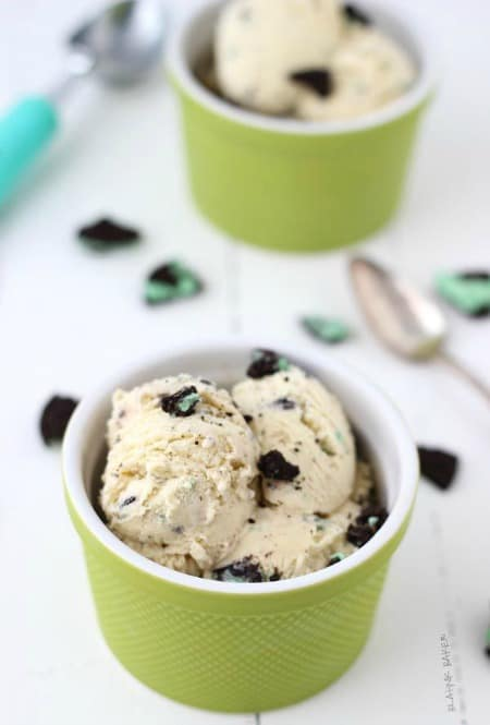 Baileys Minto Oreo Ice Cream 450