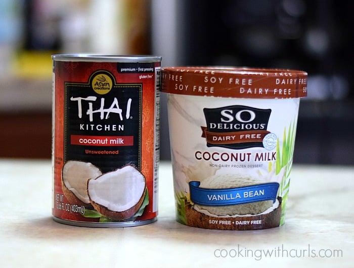 Boozy Shamrock Shake ingredients cookingwithcurls.com
