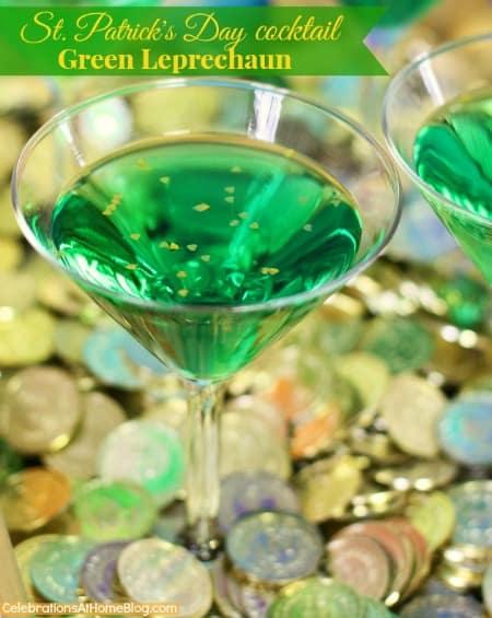 Green Leprechaun 450
