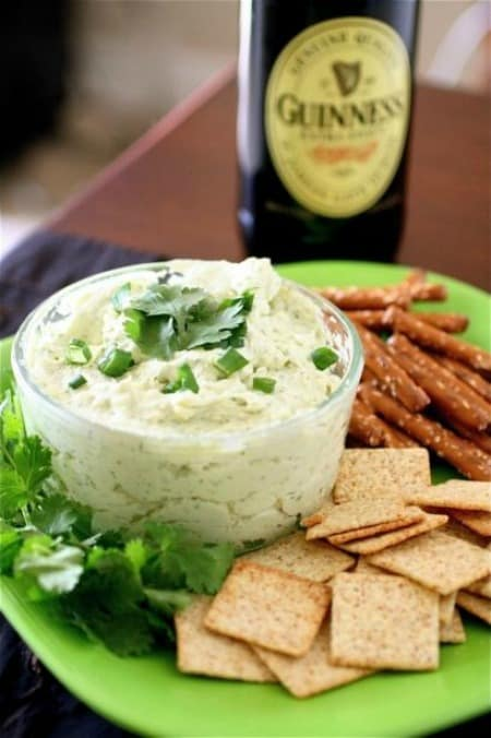 Guinness and Cheddar Dip 450