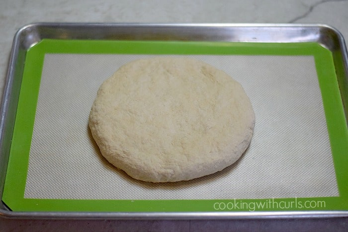Irish Soda Bread circle cookingwithcurls.com