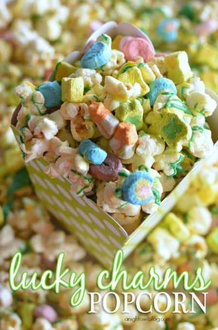 Lucky Charms Popcorn 450