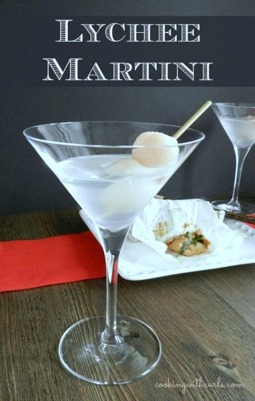 Lychee-Martini 500