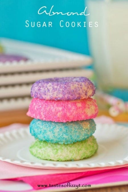 Almond Sugar Cookies450