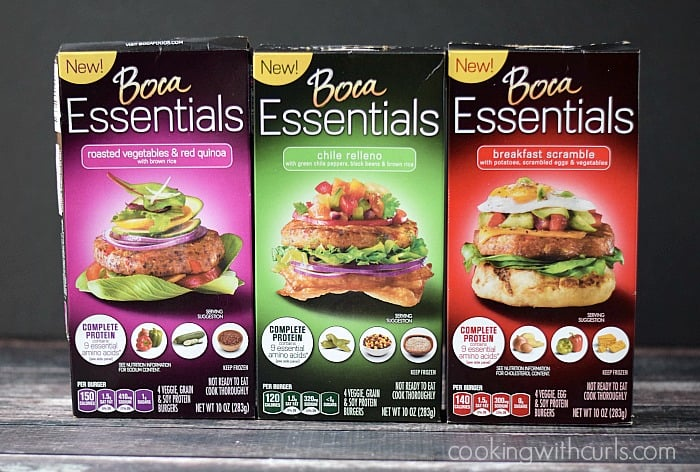 The new BOCA Essentials   cookingwithcurls.com