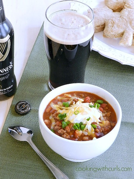 Guinness Chili from cookingwithcurls.com450