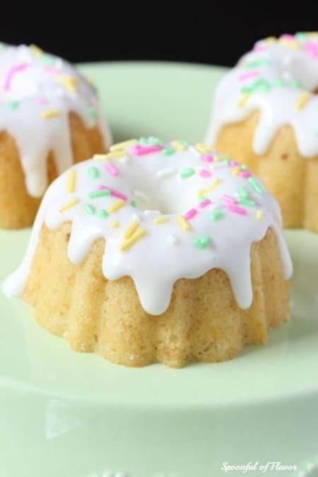 Lemon Ginger Bundt Cake450
