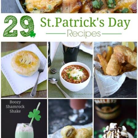 29 St Patricks Day Recipes