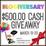 $500 Pay Pal Cash Giveaway