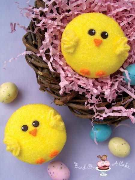 Spring Chick Cupcakes7 logo450
