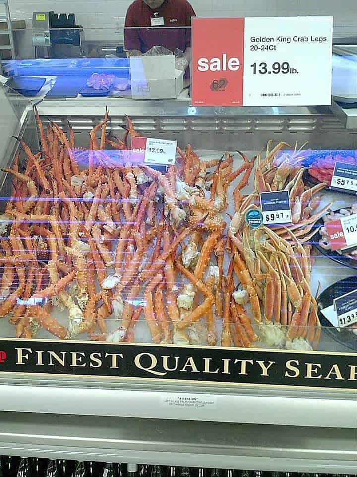 Wild Alaska Seafood at Hy-Vee   cookingwithcurls.com