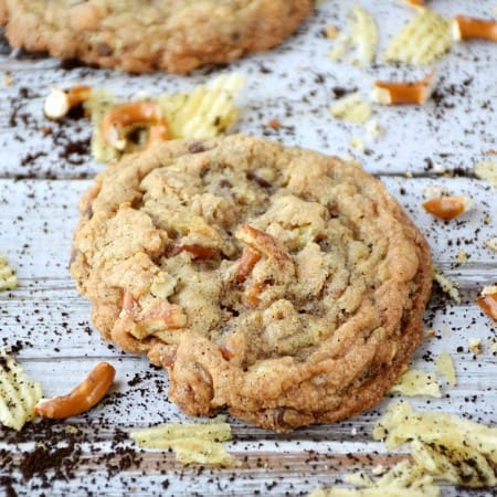 Compost Cookies - don't let the crazy name and ingredients scare you off, they are delicious | cookingwithcurls.com