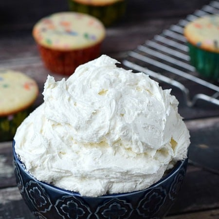 The Best Buttercream Frosting Recipe
