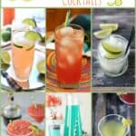 Image showing 6 cocktails.
