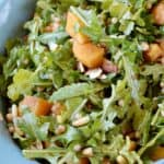 Couscous Salad with Peaches and Arugula