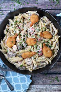 Double Shrimp Pasta