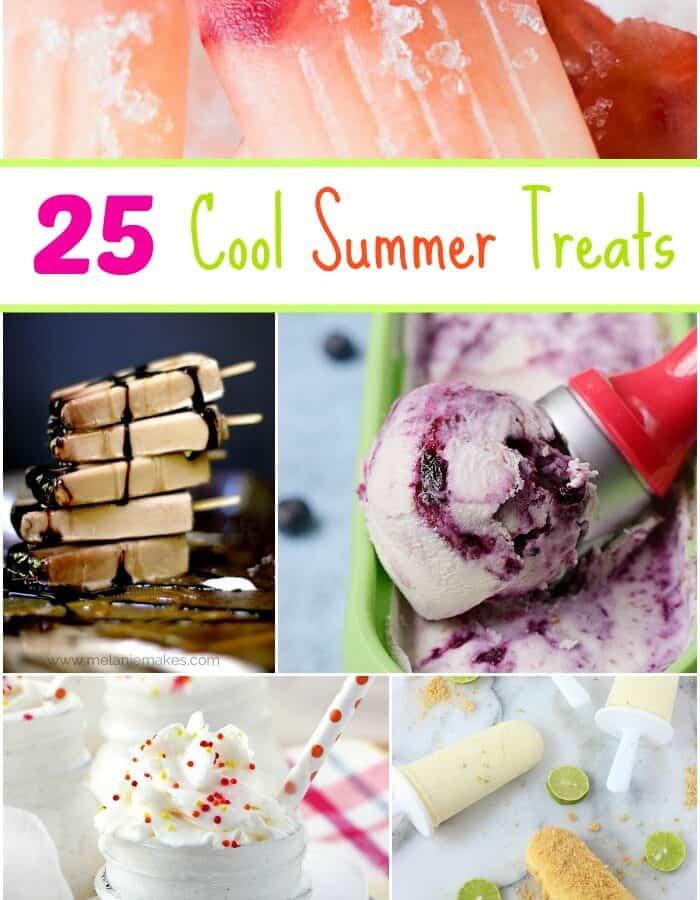 25 Cool Summer Treats   cookingwithcurls.com