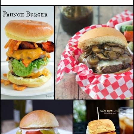 15 Bodacious Burgers