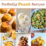 25 Perfectly Peach Recipes