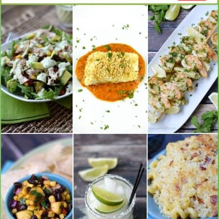 25 Southwest Recipes   cookingwithcurls.com