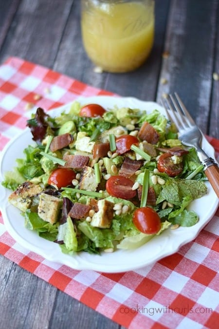 Clean Cobb Salad
