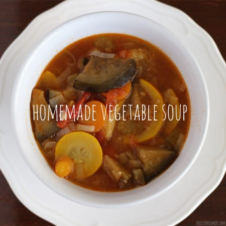 Basic Vegetable Broth Recipe — Dishmaps