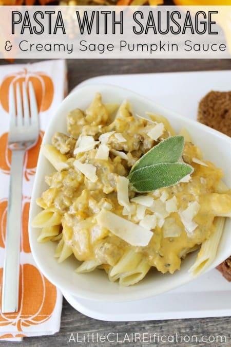 Pasta-With-Sausage-Creamy-Sage-Pumpkin-Sauce-PM