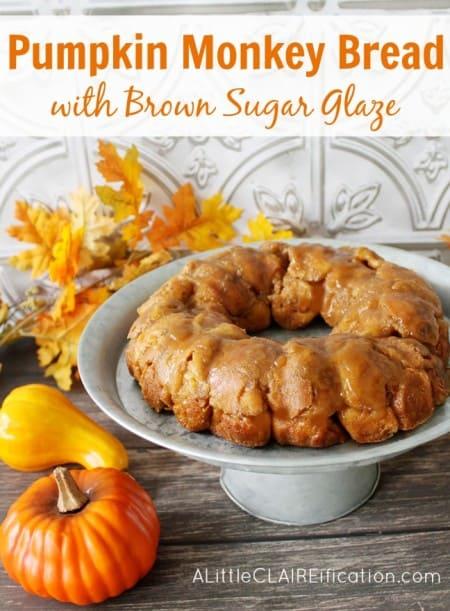 Pumpkin-Monkey-Bread-with-Brown-Sugar-Glaze-PM