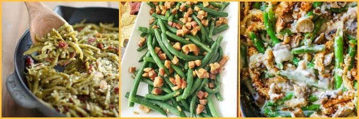 50 Amazing Thanksgiving Side Dishes Green Beans Recipes