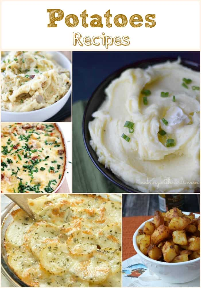 50 Amazing Thanksgiving Side Dishes Potatoes Recipes