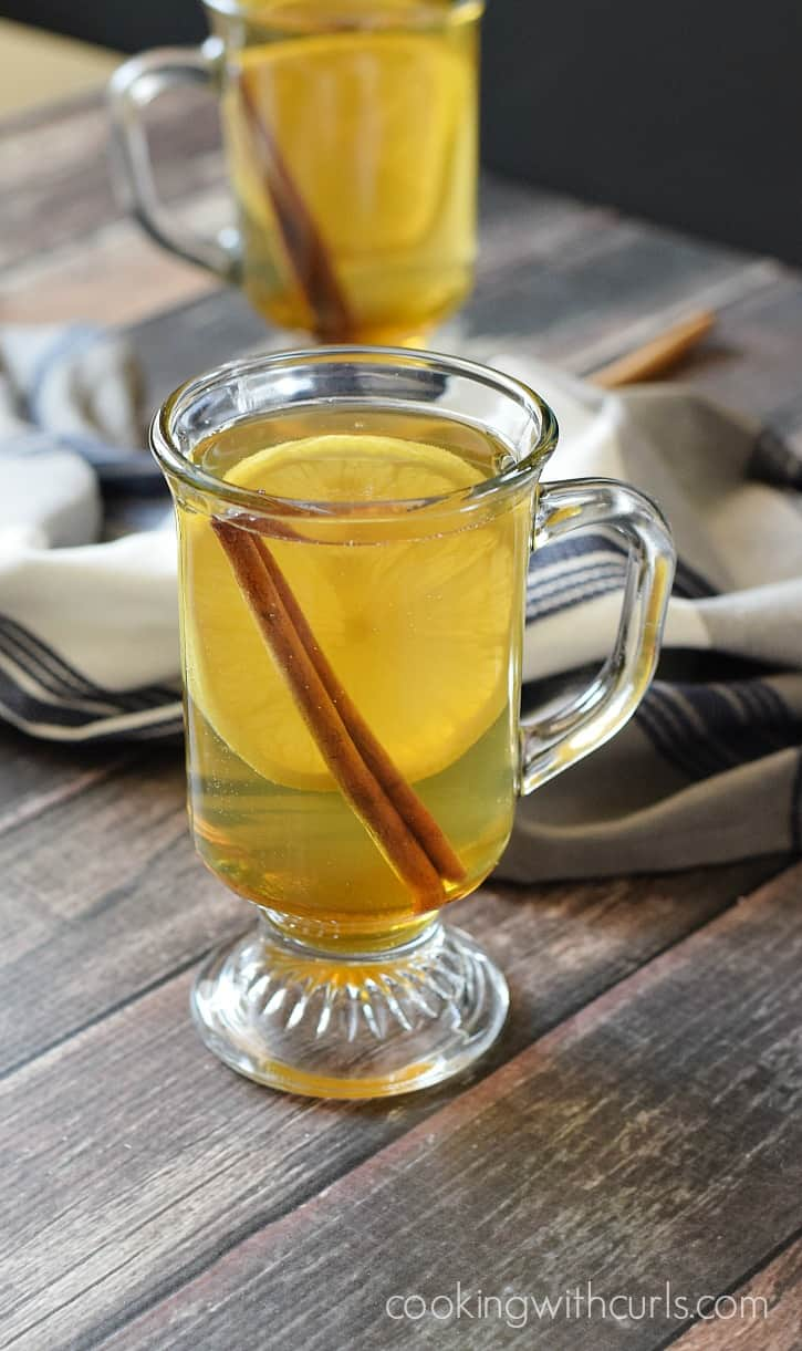 A Hot Toddy before bed will make cold and flu season a tad bit easier   cookingwithcurls.com