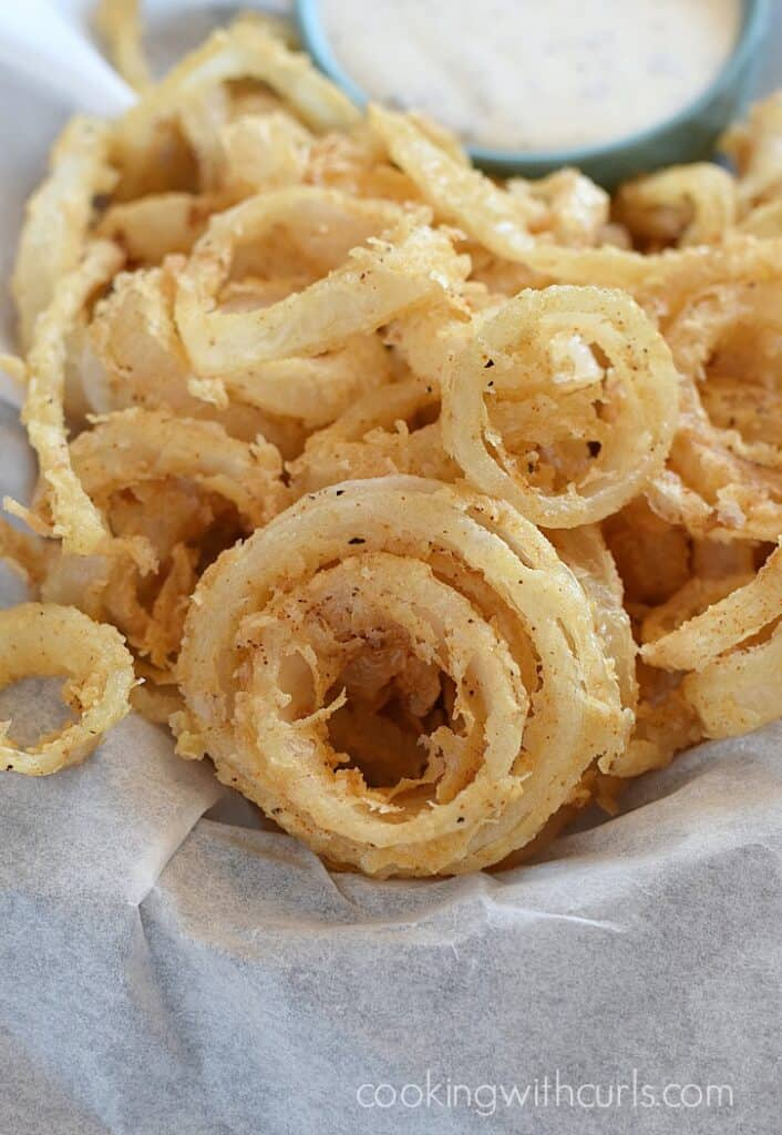 Crispy Onion Rings | Coupon Clipping Cook