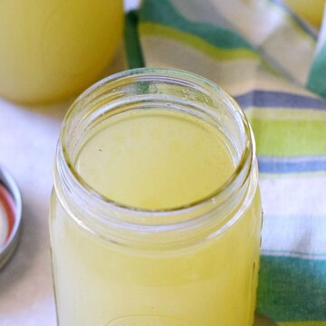 Homemade Chicken Stock: Cooking 101   cookingwithcurls.com