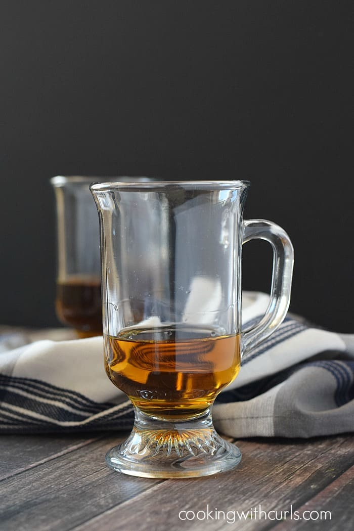 Hot Toddy bourbon cookingwithcurls.com