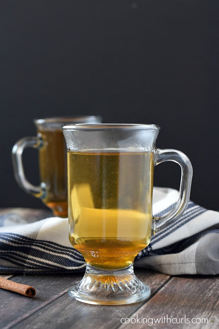 Hot Toddy water cookingwithcurls.com