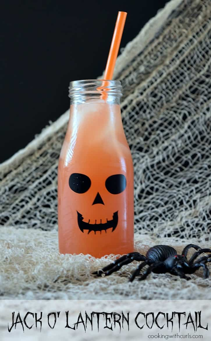 Jack O' Lantern Cocktail