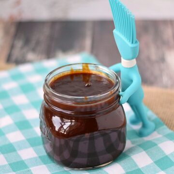 Tangy and Sassy Barbecue Sauce cookingwithcurls.com