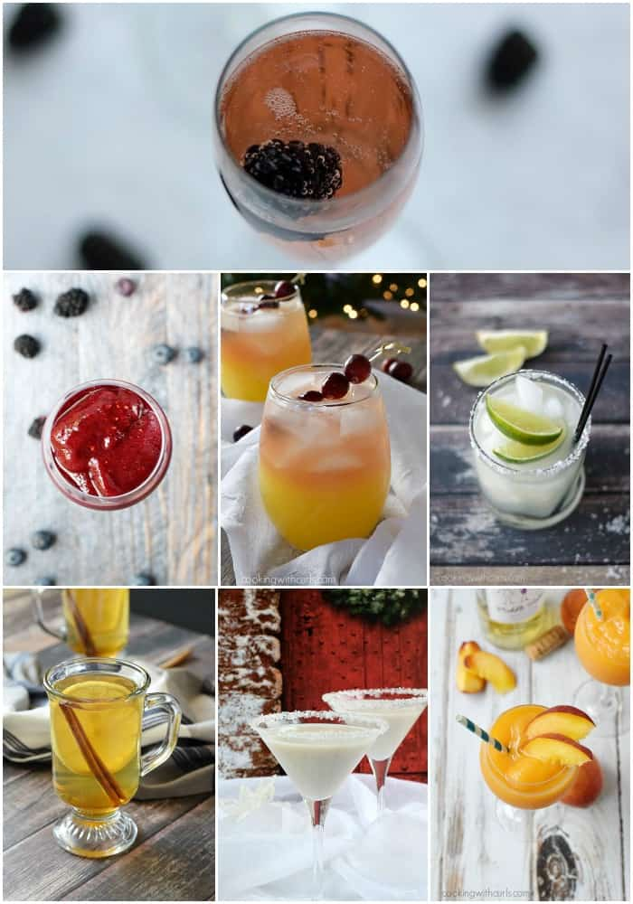 Let's Have a Drink | cookingwithcurls.com