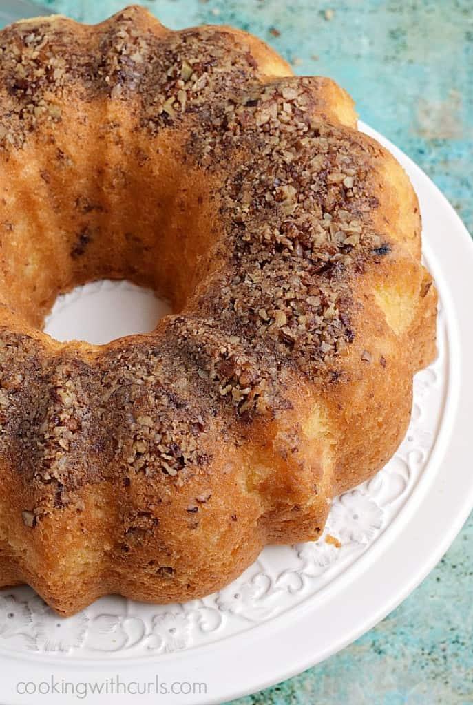 Tortuga Caribbean Rum Cake Recipe