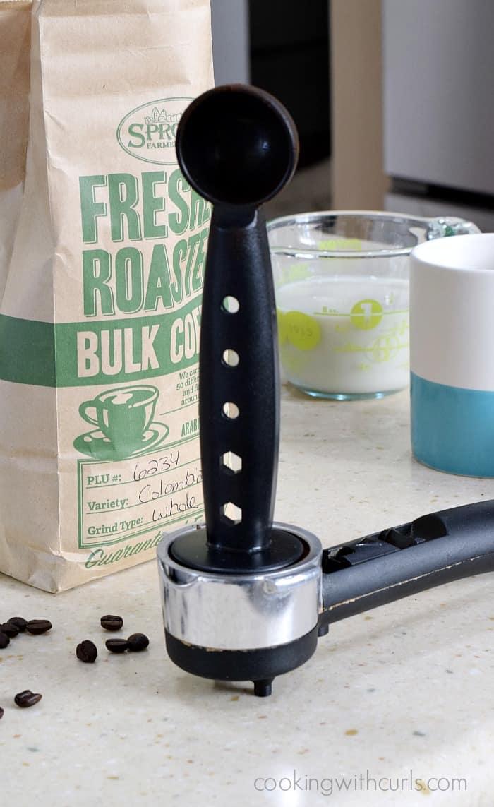 Espresso tamp cookingwithcurls.com