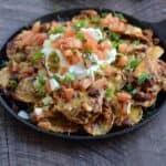 Irish Chili Nachos